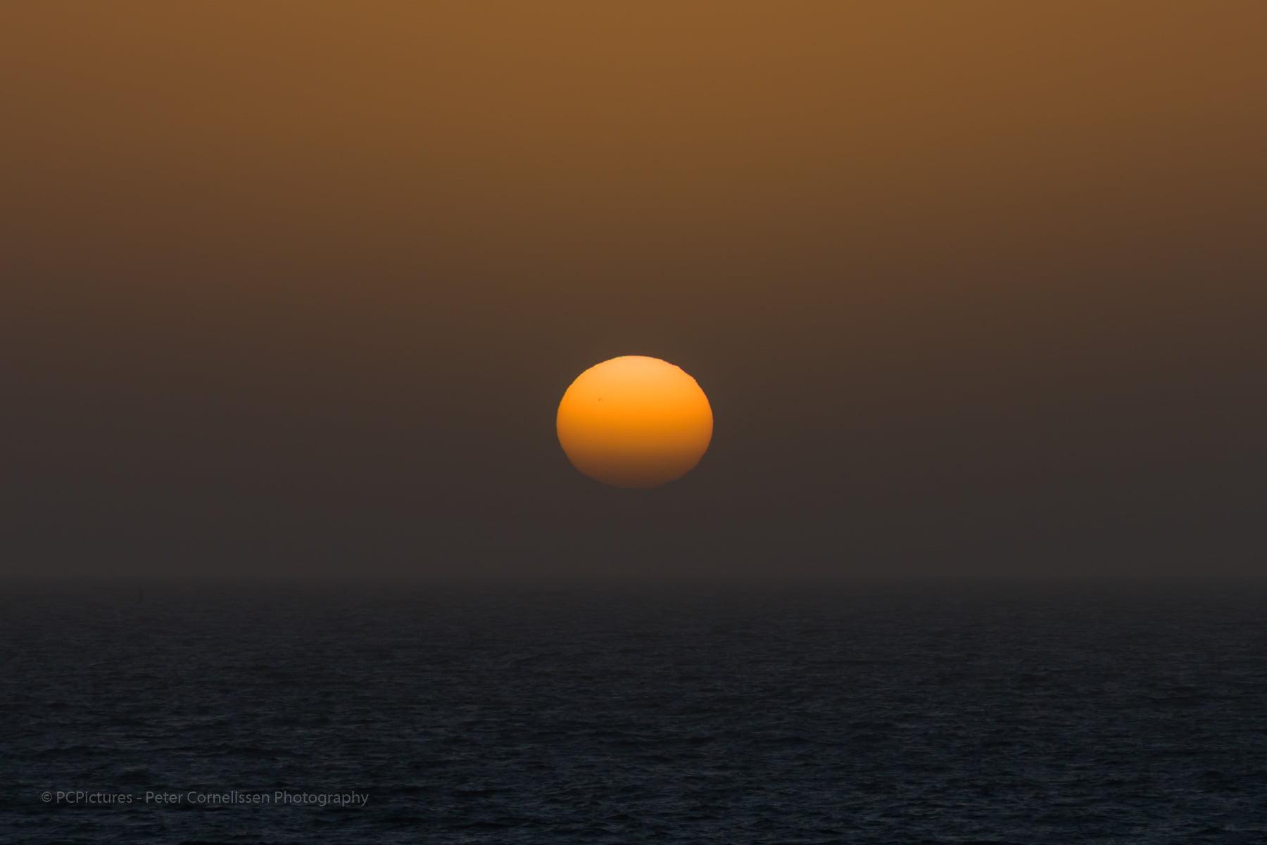Sunset, Weather, Zonsondergang