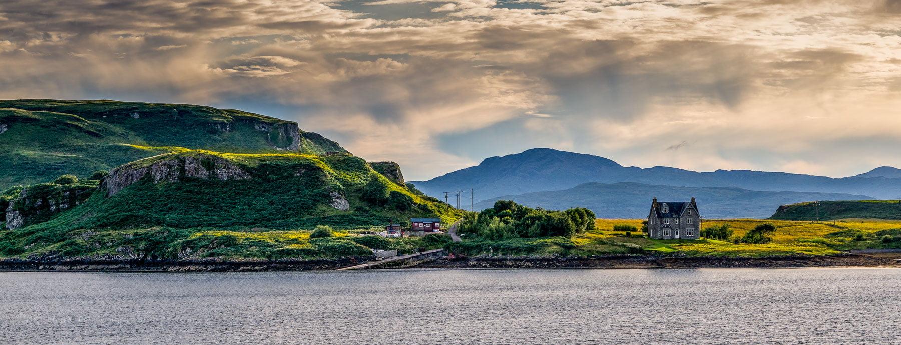 Foto catagoriëen, Panorama, Schotland, seascapes, travel