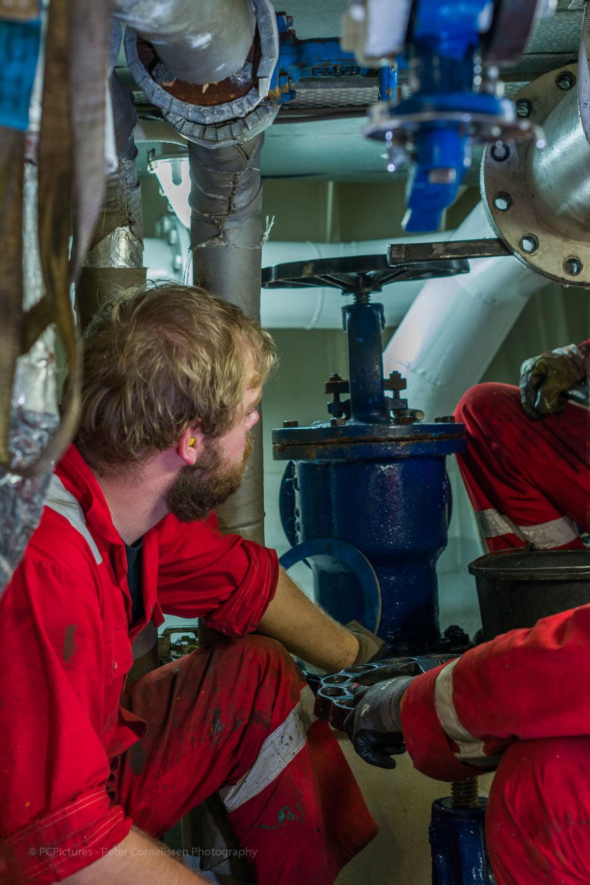 Rob van Veen, apprentice, drills, leerling, pcpictures.nl, stagiere