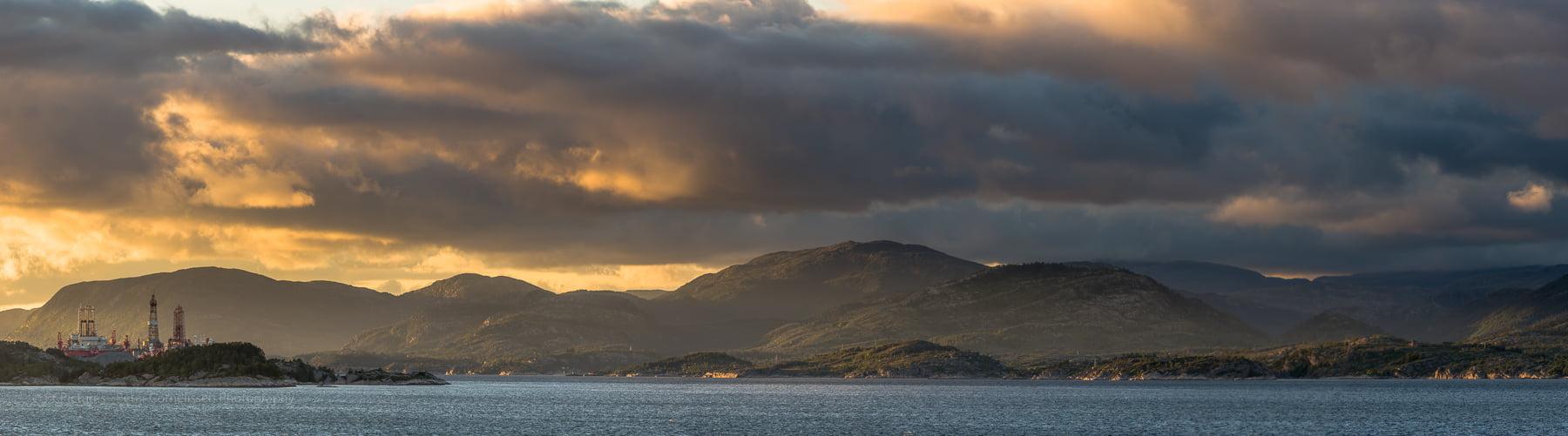 Foto catagoriëen, Panorama, Seascape, zeegezicht