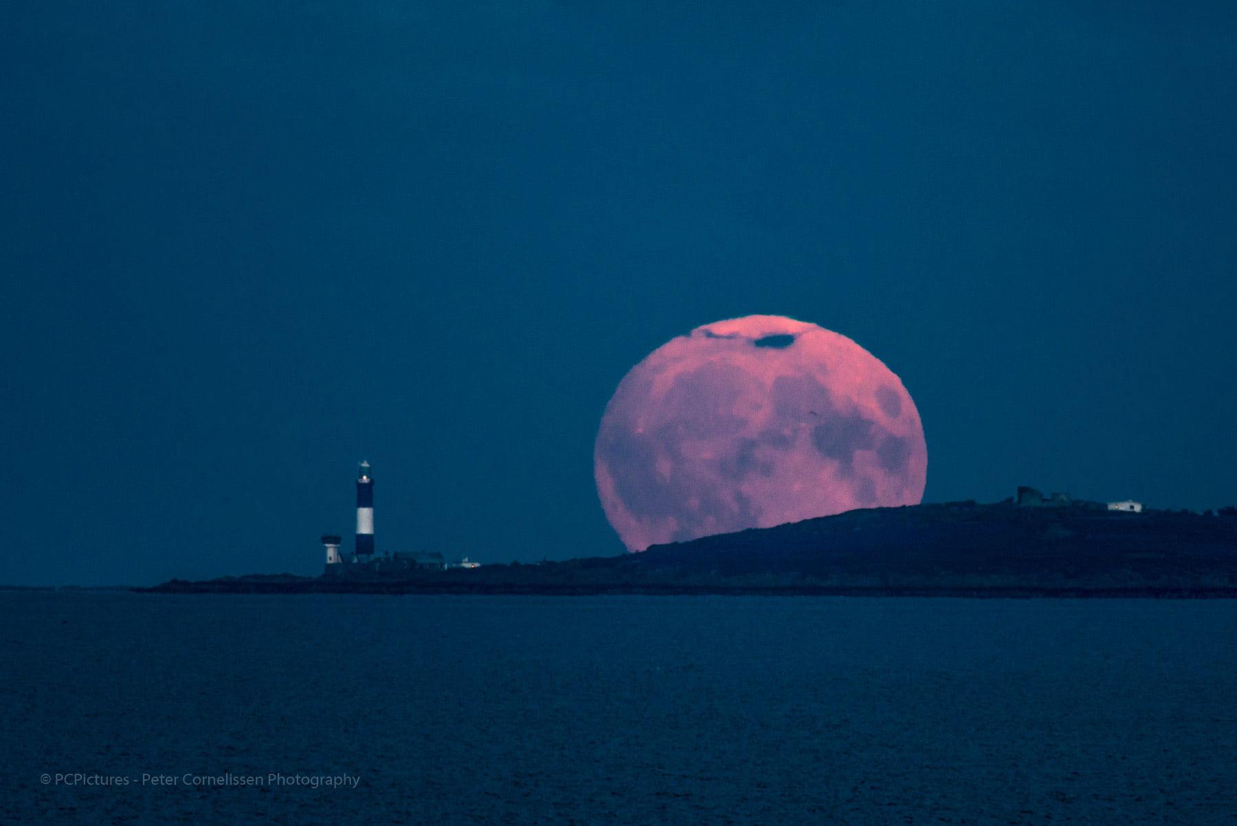 moon, night phtography